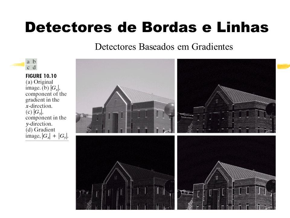 Detectores de Bordas e Linhas