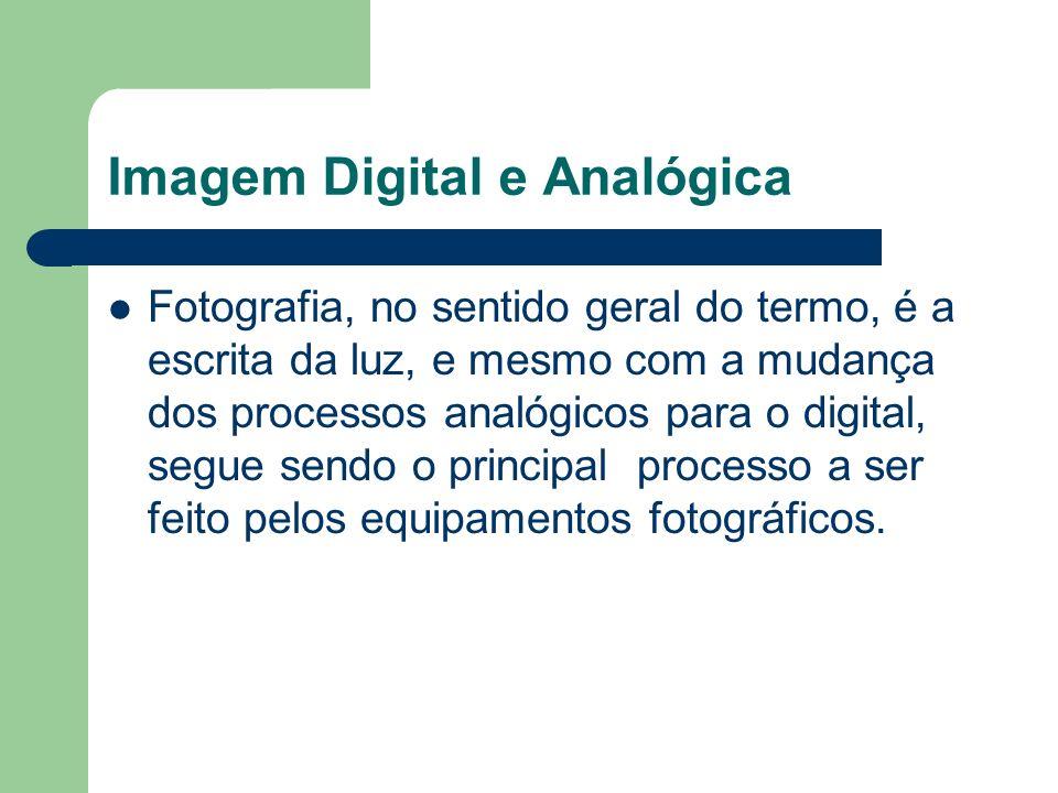 Imagem Digital e Analógica