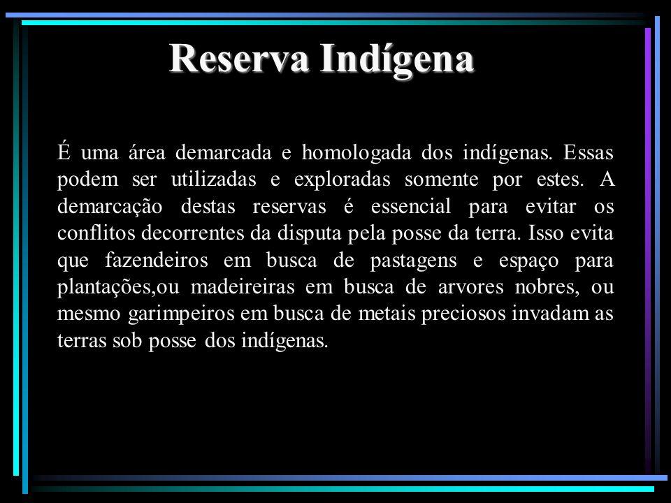 Reserva Indígena