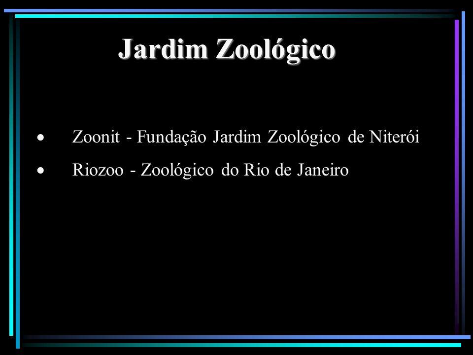 Jardim Zoológico · Zoonit - Fundação Jardim Zoológico de Niterói