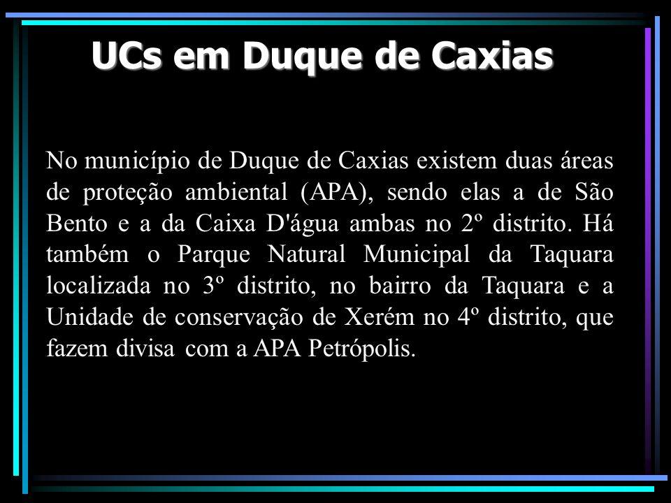 UCs em Duque de Caxias