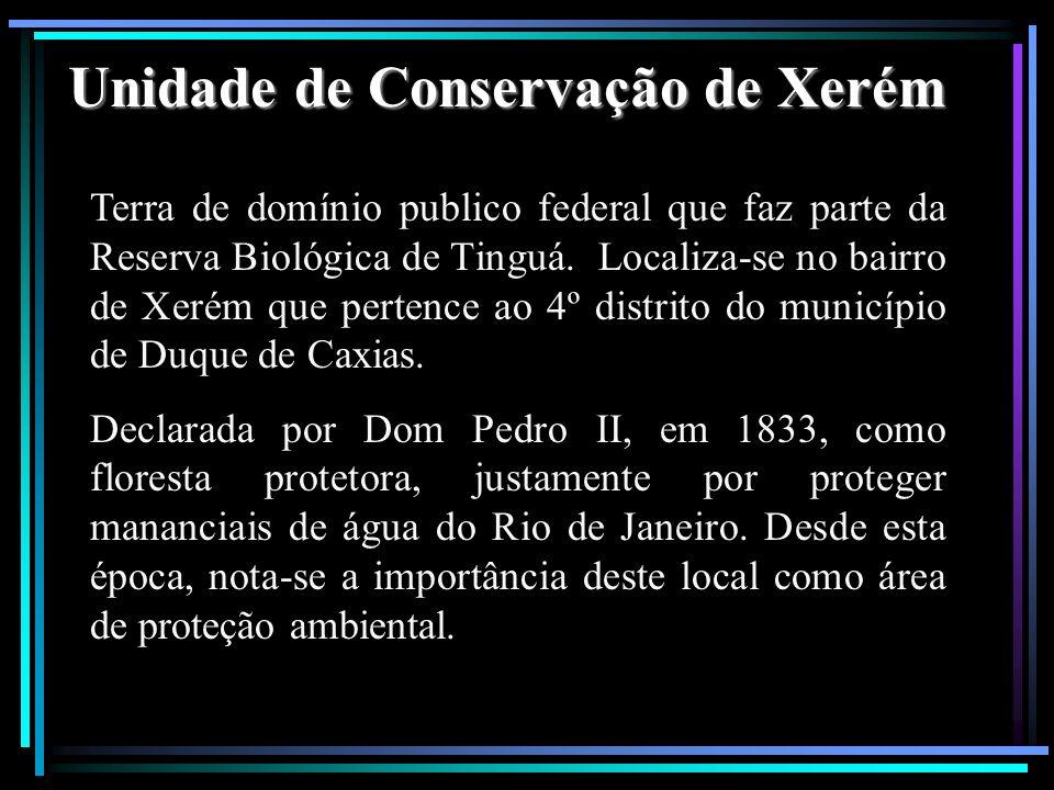 Unidade de Conservação de Xerém