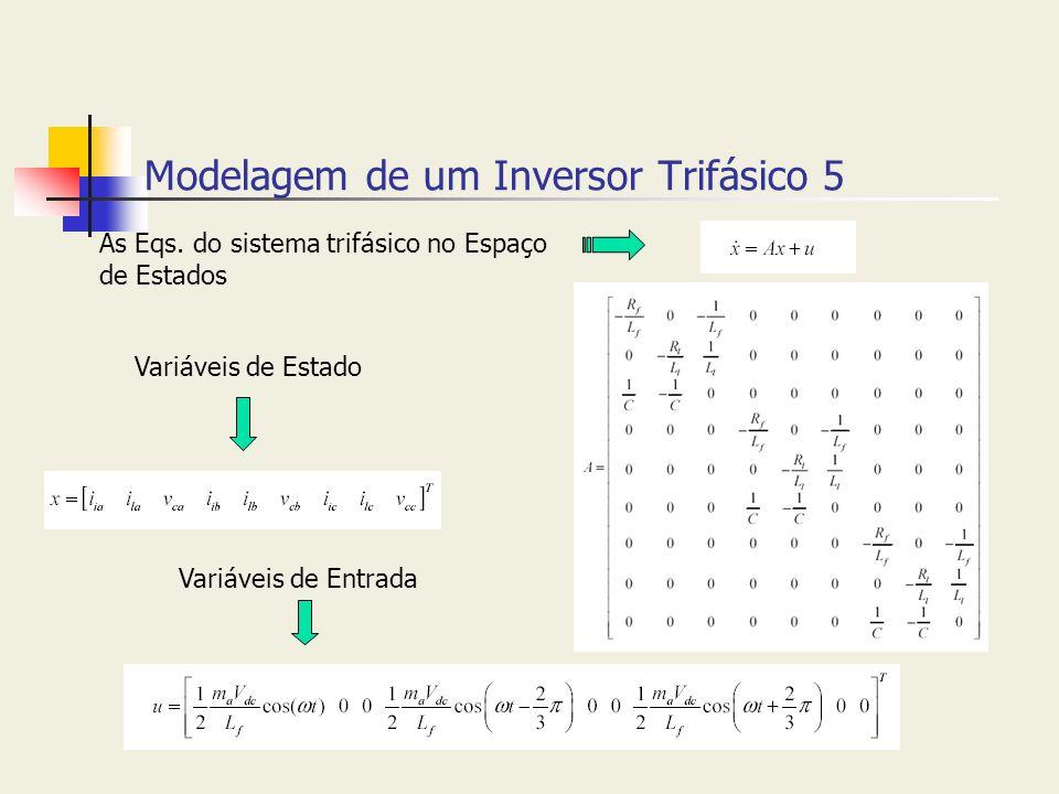 Modelagem de um Inversor Trifásico 5