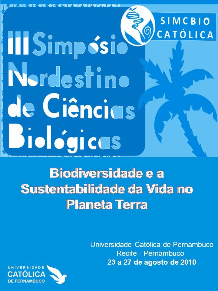 Biodiversidade e a Sustentabilidade da Vida no Planeta Terra