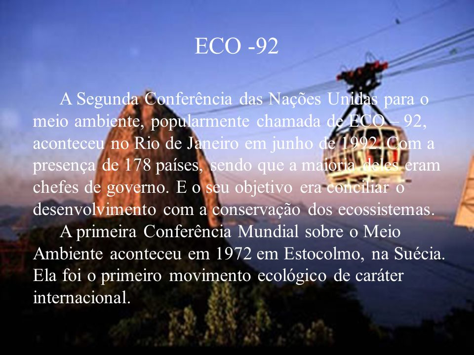 ECO -92