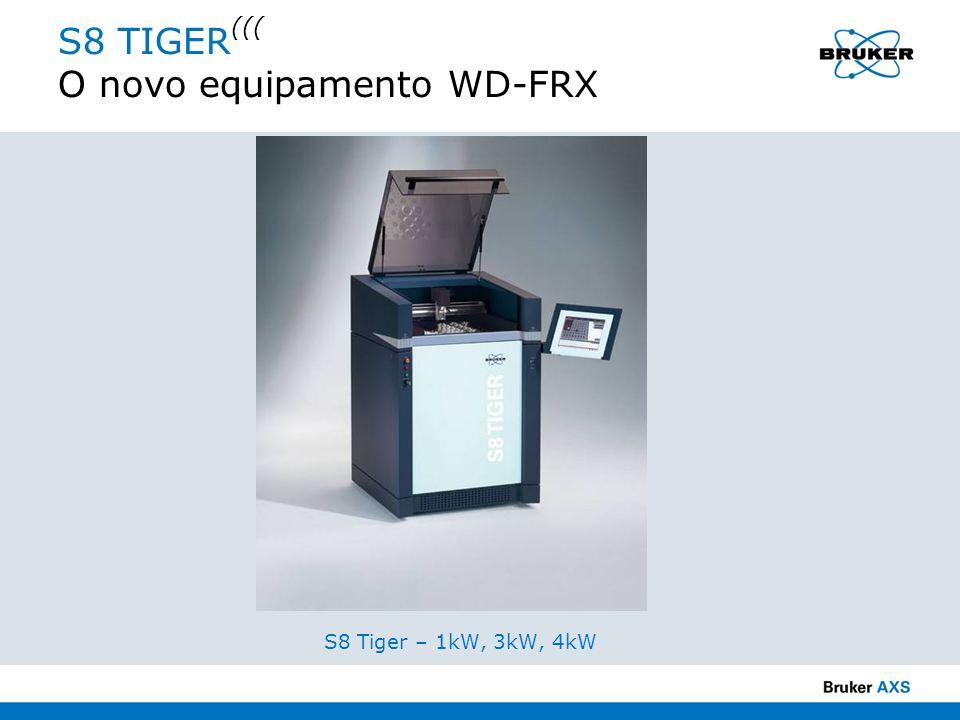 S8 TIGER((( O novo equipamento WD-FRX