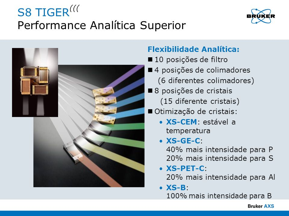 S8 TIGER((( Performance Analítica Superior