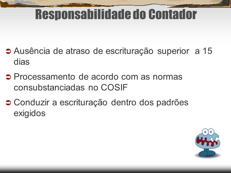 Responsabilidade do Contador