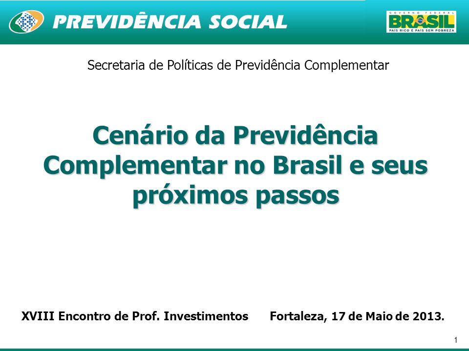 Cenário da Previdência Complementar no Brasil e seus próximos passos