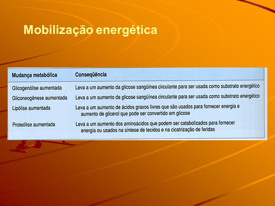 Mobilização energética