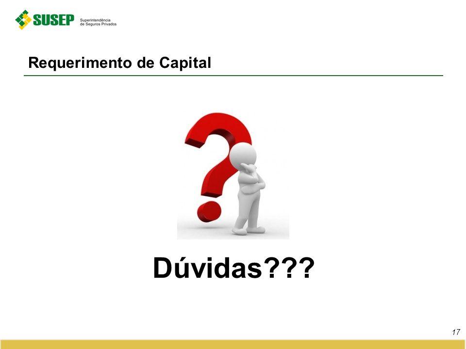 Requerimento de Capital