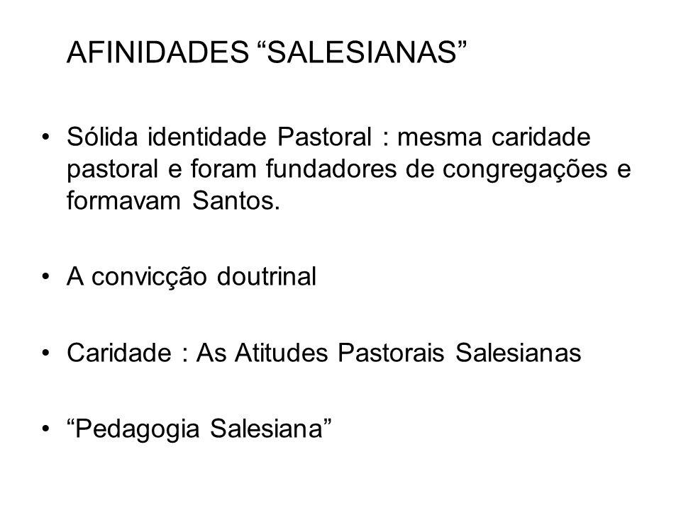 AFINIDADES SALESIANAS