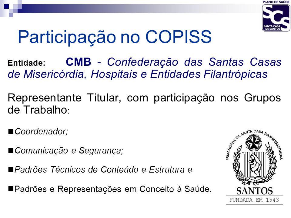 Participação no COPISS