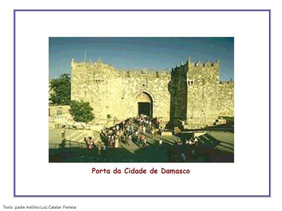 Porta da Cidade de Damasco