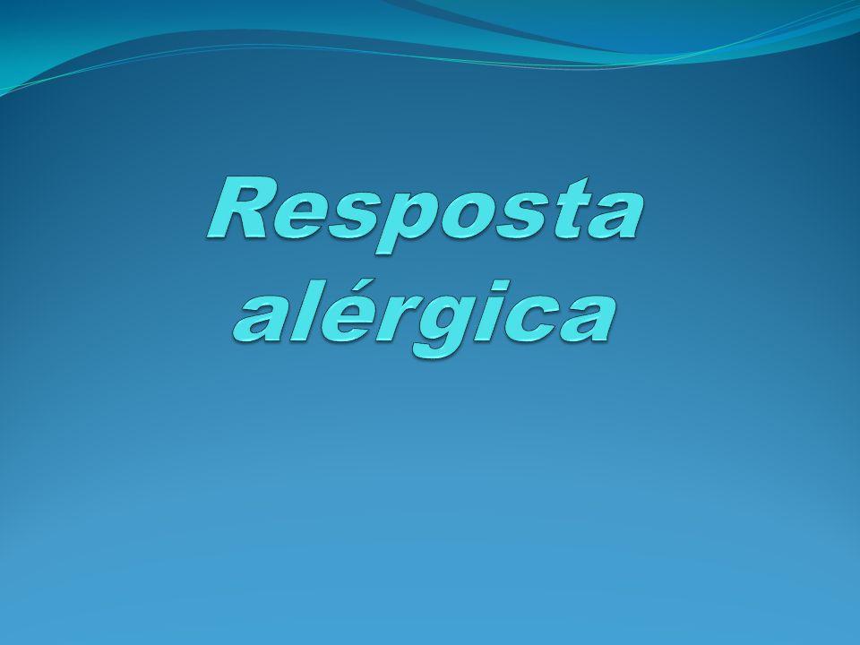 Resposta alérgica