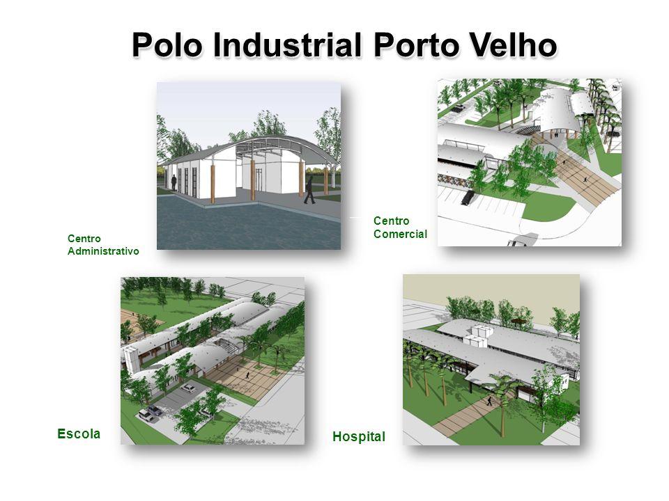 Polo Industrial Porto Velho