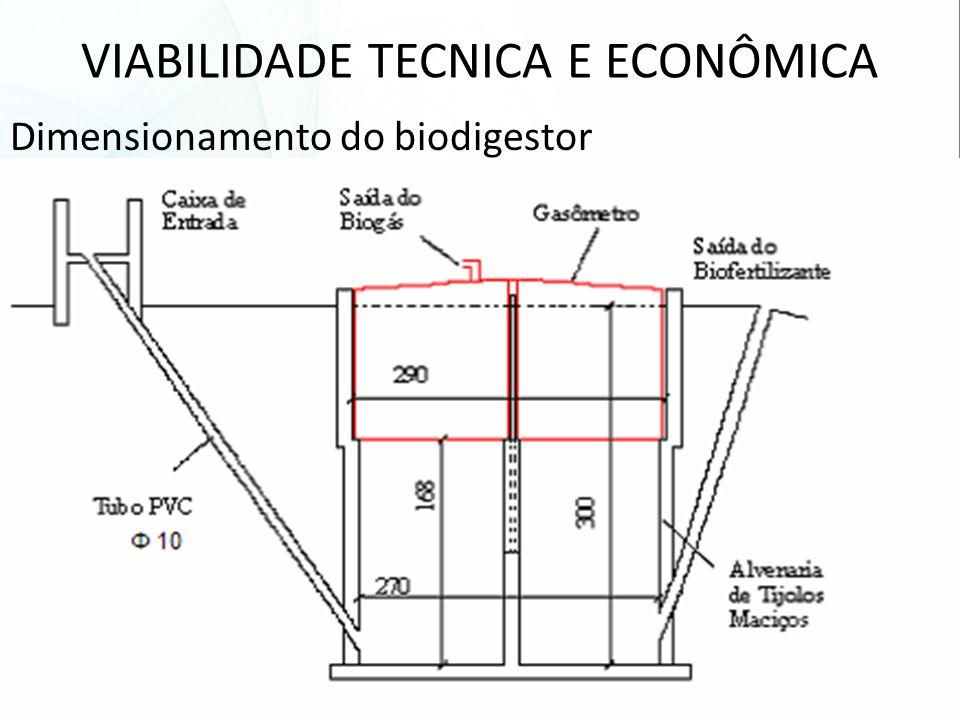 VIABILIDADE TECNICA E ECONÔMICA