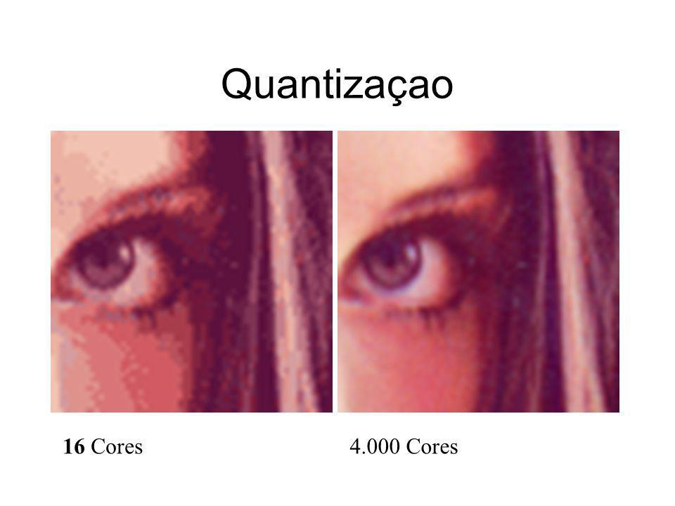 Quantizaçao 16 Cores 4.000 Cores