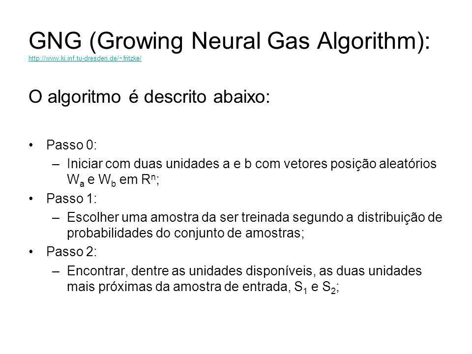 GNG (Growing Neural Gas Algorithm):   ki. inf. tu-dresden