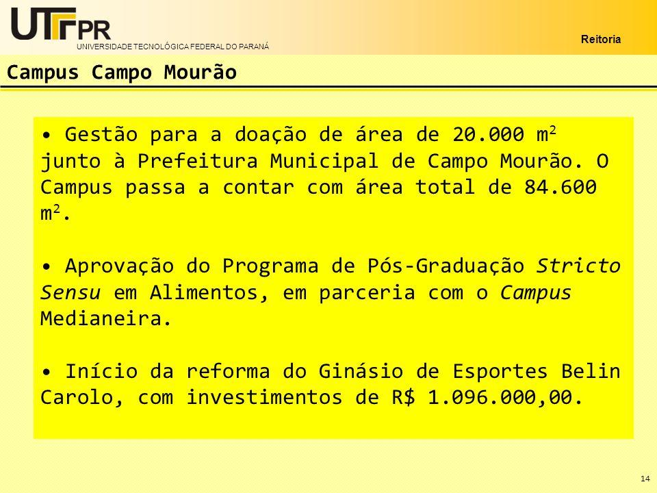 Campus Campo Mourão