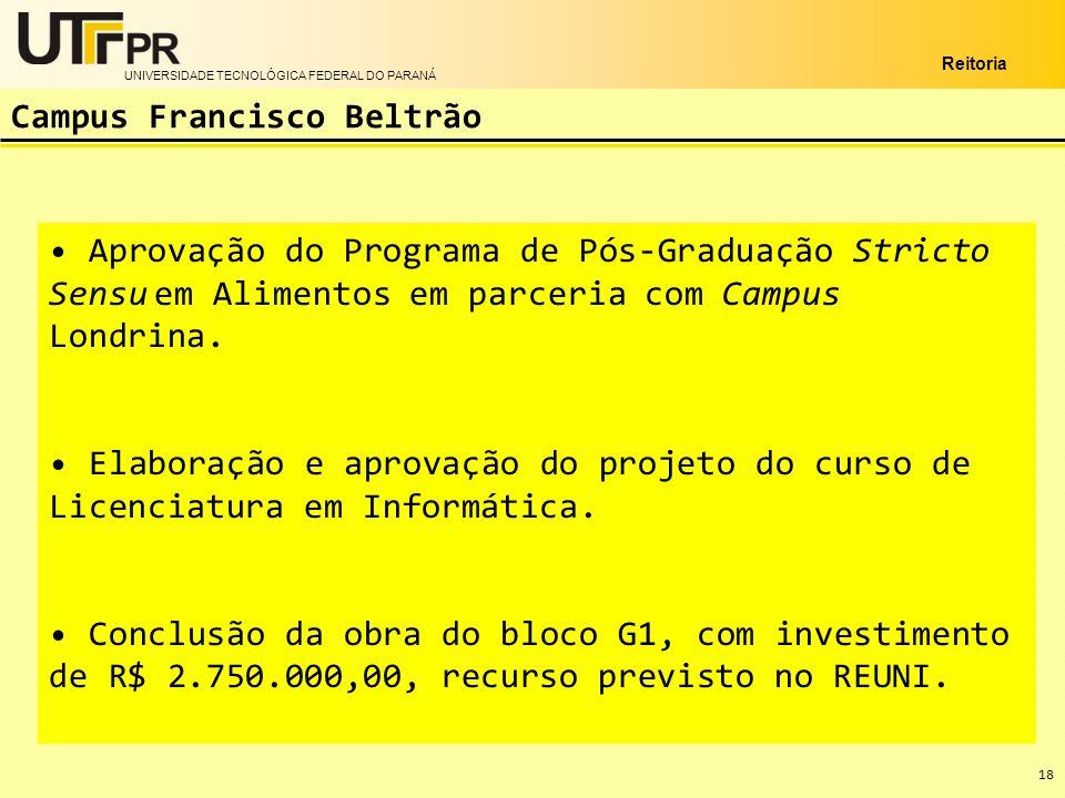 Campus Francisco Beltrão