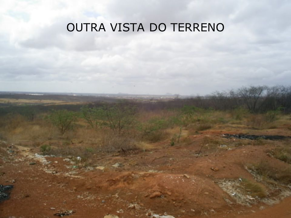 OUTRA VISTA DO TERRENO
