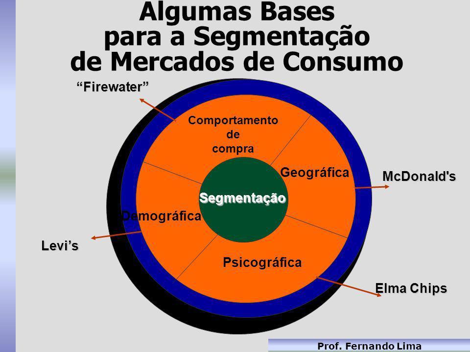 Algumas Bases para a Segmentação de Mercados de Consumo