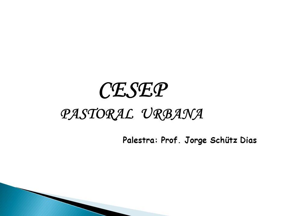 Palestra: Prof. Jorge Schütz Dias