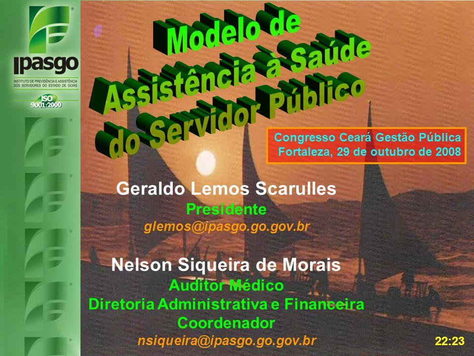 Modelo de Assistência à Saúde do Servidor Público
