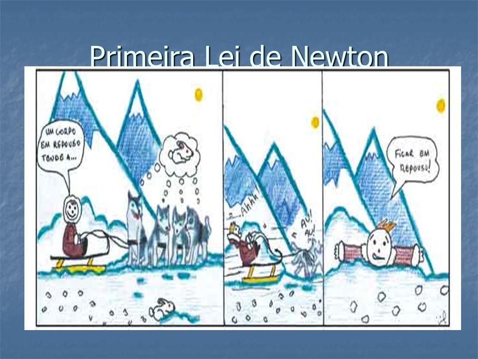 Primeira Lei de Newton