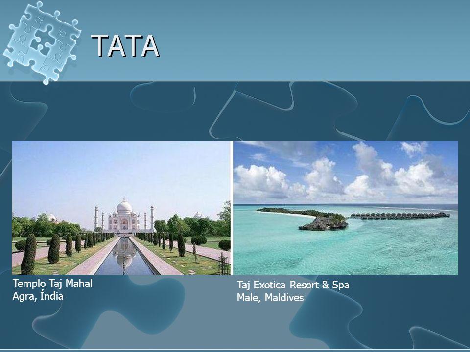 TATA Templo Taj Mahal Taj Exotica Resort & Spa Agra, Índia
