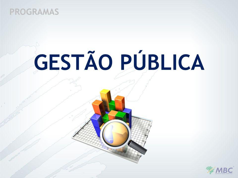 PROGRAMAS GESTÃO PÚBLICA