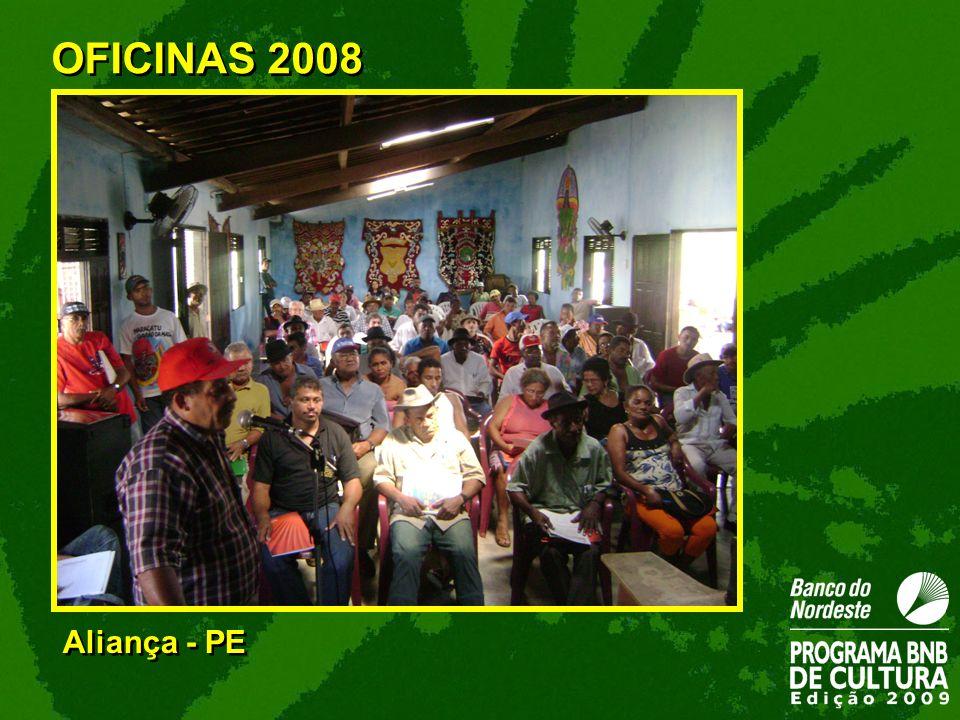 OFICINAS 2008 Aliança - PE 29
