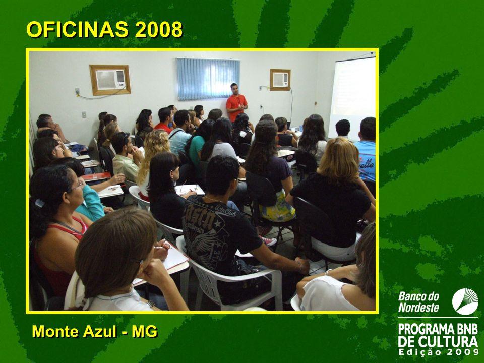 OFICINAS 2008 Monte Azul - MG 31