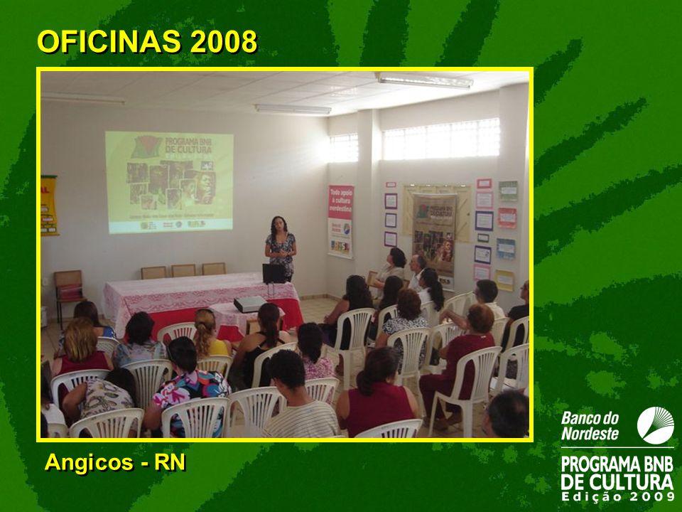 OFICINAS 2008 Angicos - RN 33