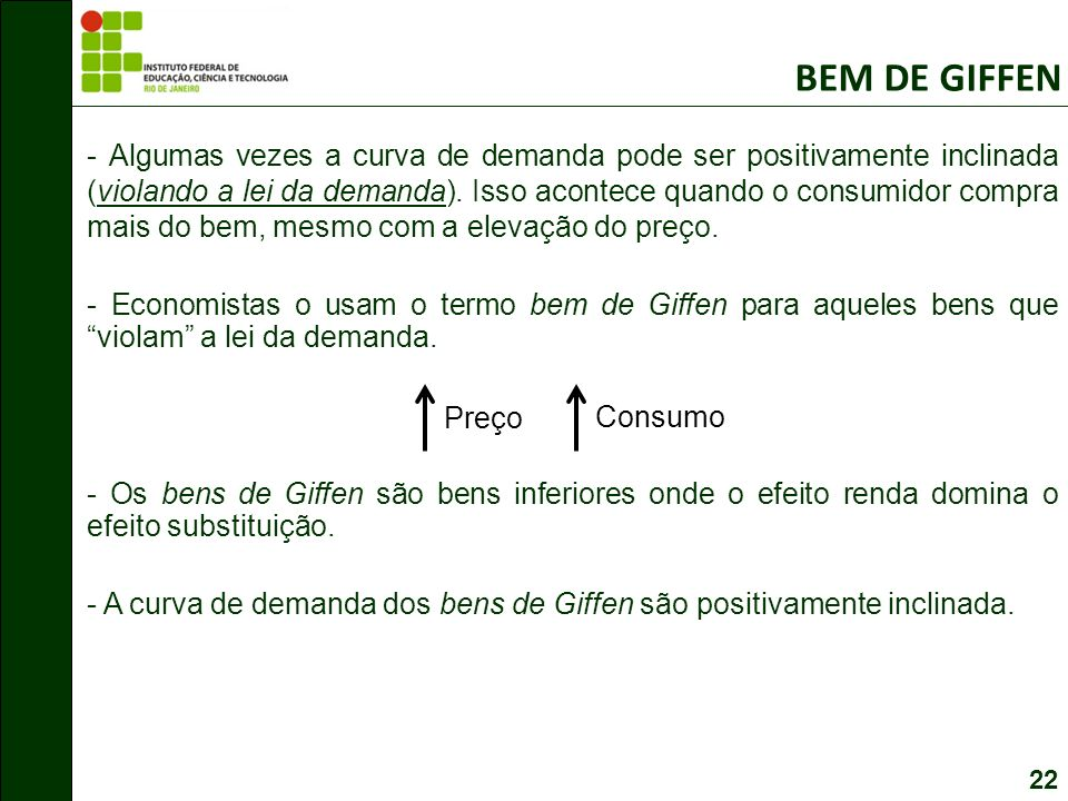 BEM DE GIFFEN