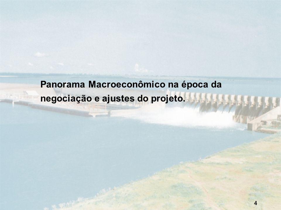 Panorama Macroeconômico na época da