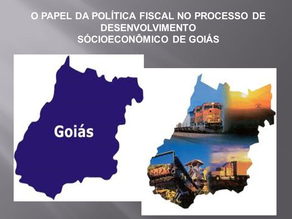 O PAPEL DA POLÍTICA FISCAL NO PROCESSO DE DESENVOLVIMENTO