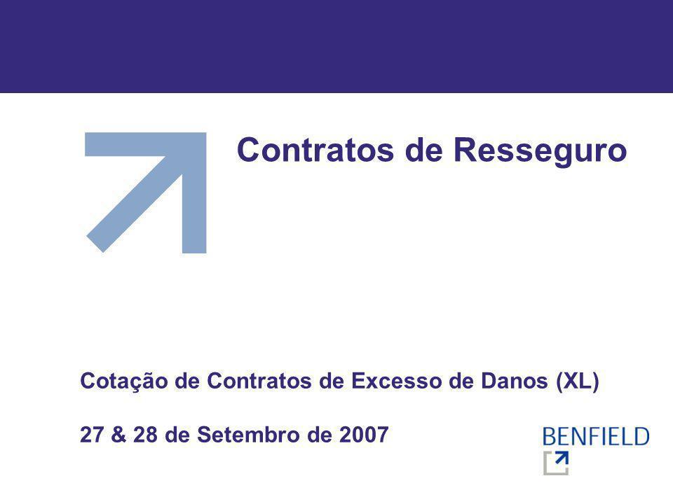 Contratos de Resseguro