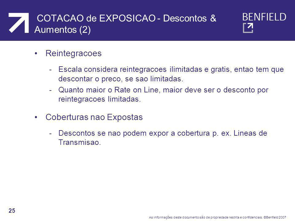 COTACAO de EXPOSICAO - Descontos & Aumentos (2)