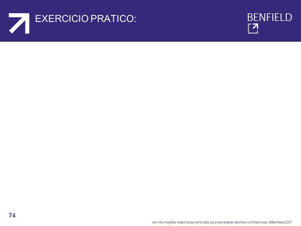 EXERCICIO PRATICO: