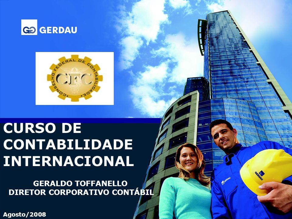 CURSO DE CONTABILIDADE INTERNACIONAL