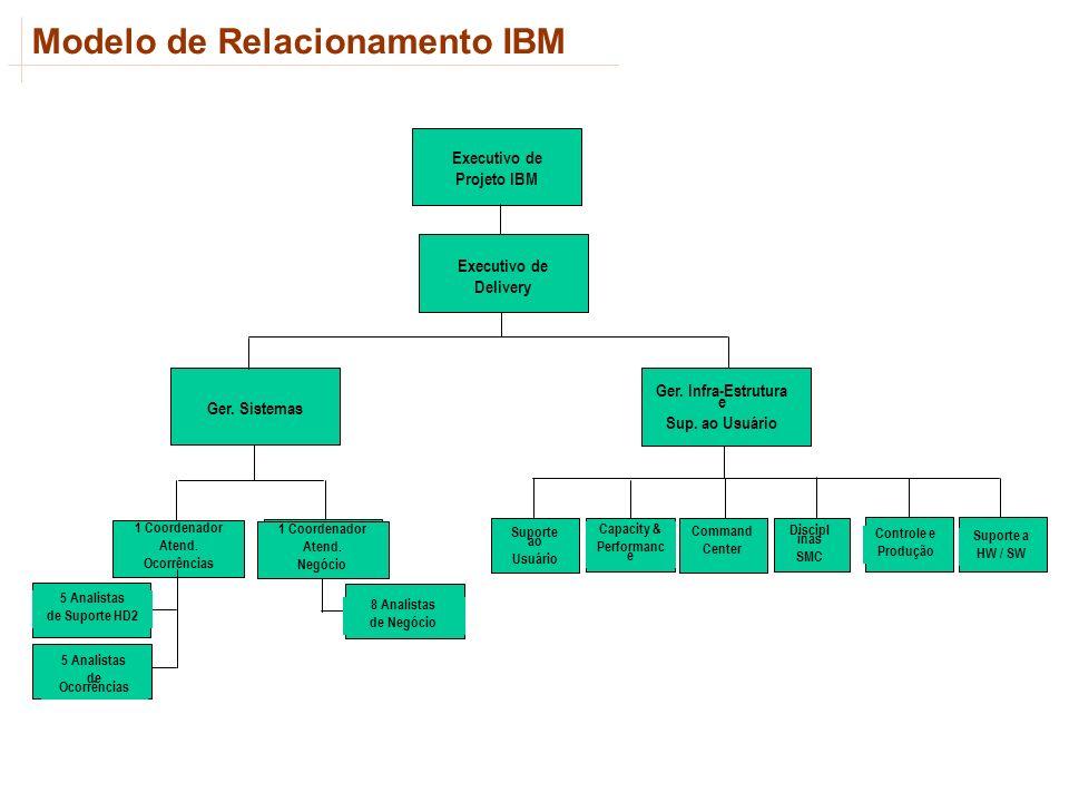 Executivo de Projeto IBM