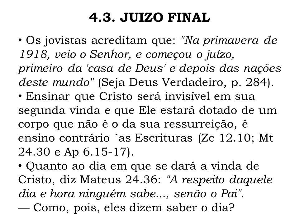 4.3. JUIZO FINAL
