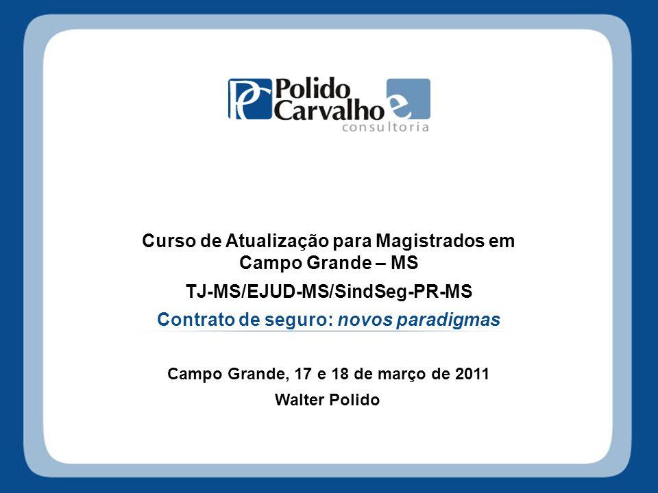 Curso de Atualização para Magistrados em Campo Grande – MS