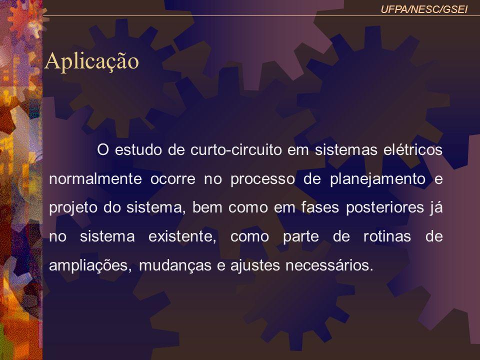 UFPA/NESC/GSEI Aplicação.