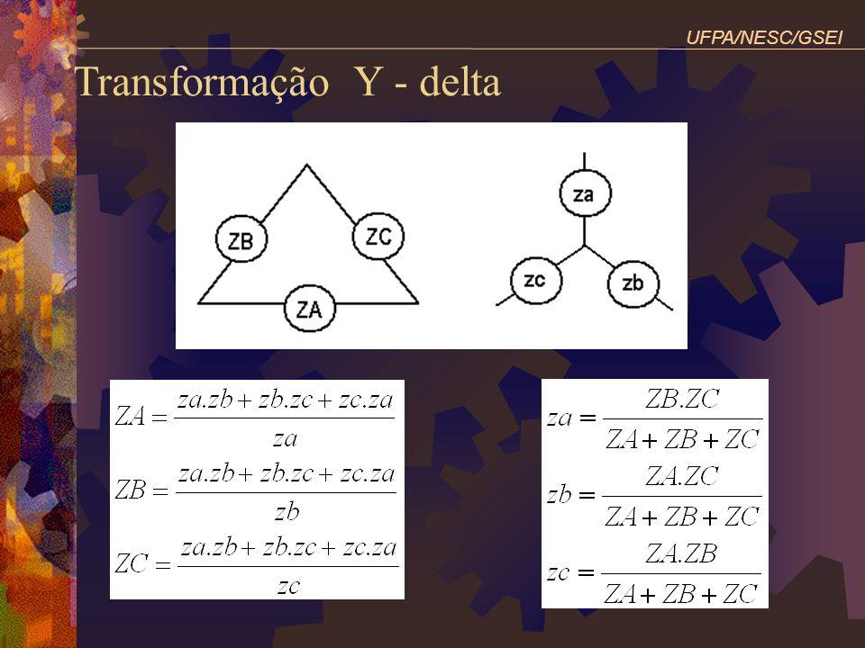 Transformação Y - delta