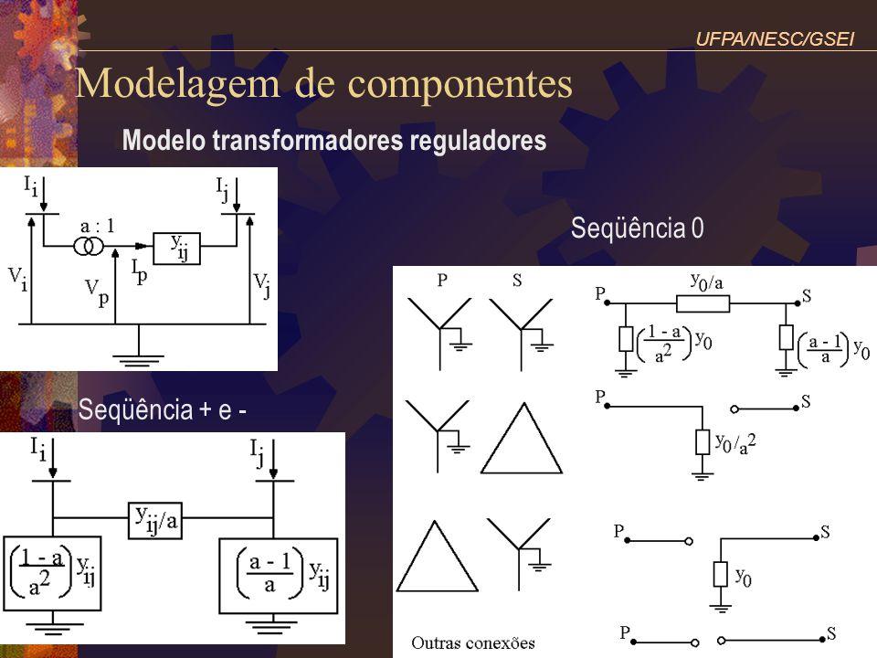 Modelo transformadores reguladores