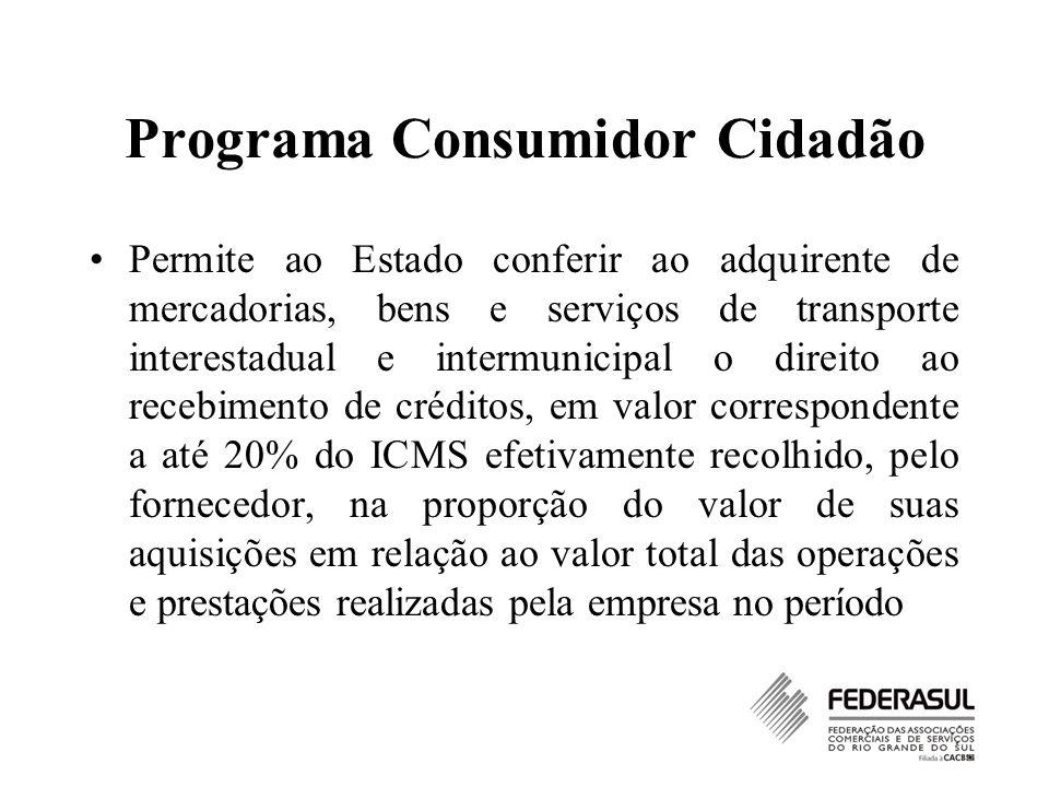 Programa Consumidor Cidadão