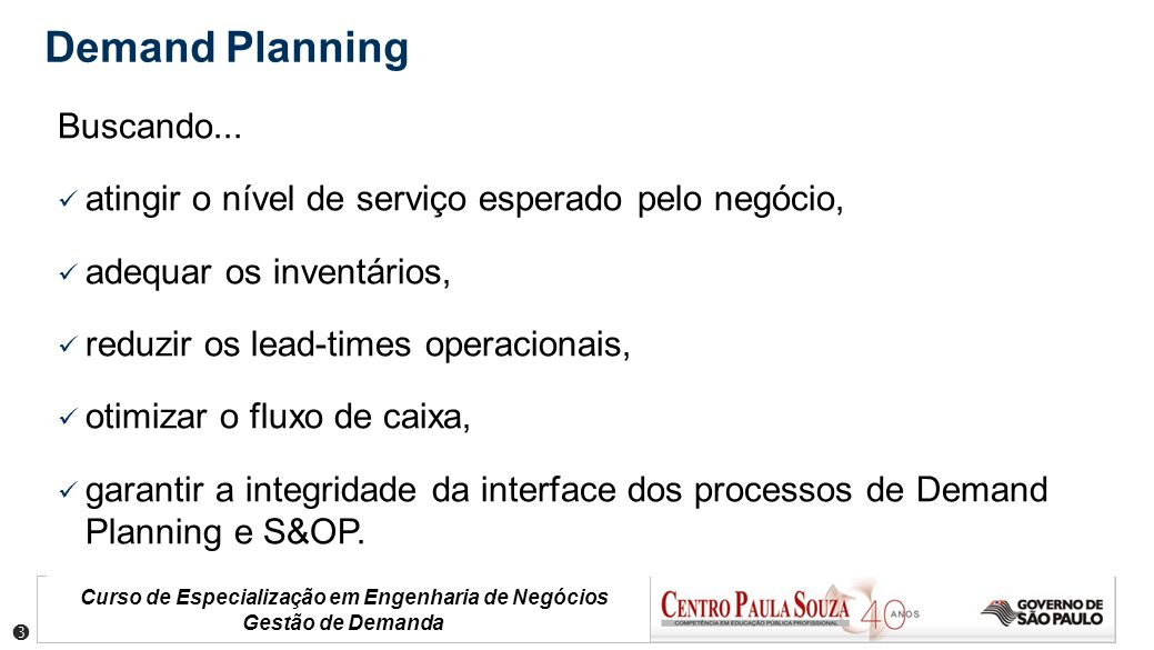 Demand Planning Buscando...